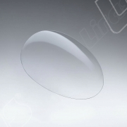 Copri faro sferico in policarbonato